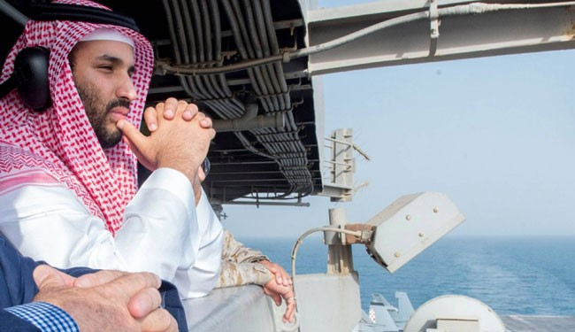 Saudi deputy Crown Prince and Minister of Defence Mohammed bin Salman