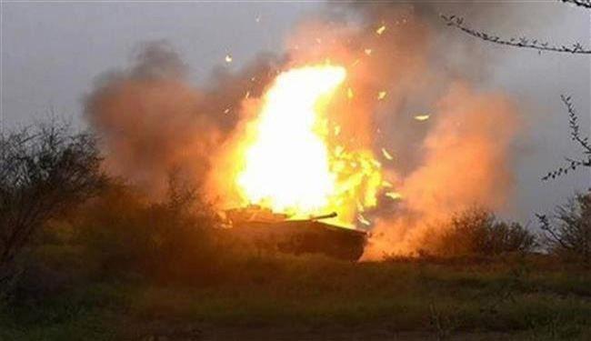 Yemeni Forces Target Saudi Arabia's Military Equipment in Ma'rib
