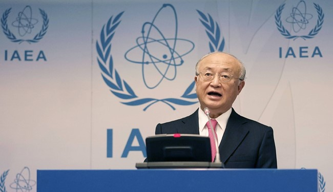 IAEA's Amano: No Need to Inspect Iran's Parchin Site Again