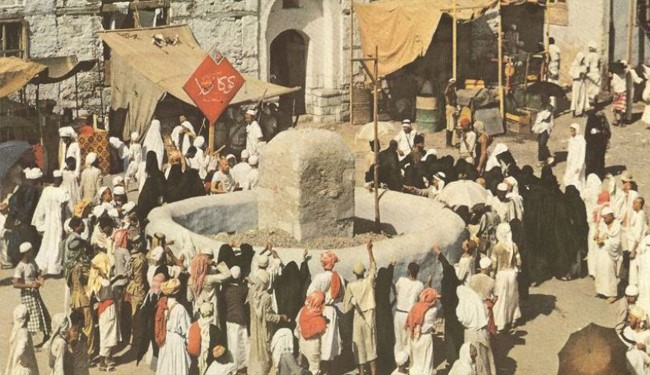 25 Amazing Photos from Hajj 1953