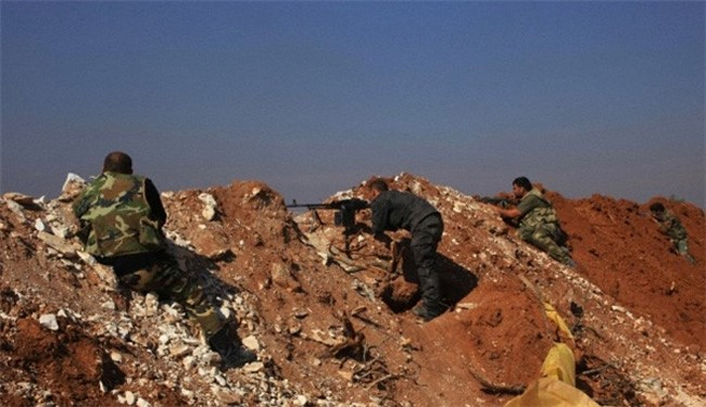 Kurdish Fighters Tighten Siege on Al-Nusra Terrorists in Aleppo in Syria