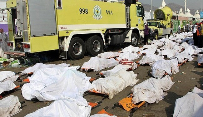 Iran Death Toll at Hajj Stampede Hits 155