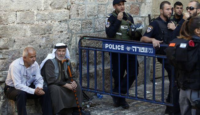 Zionist Forces Attack Palestinians at Al-Aqsa Mosque