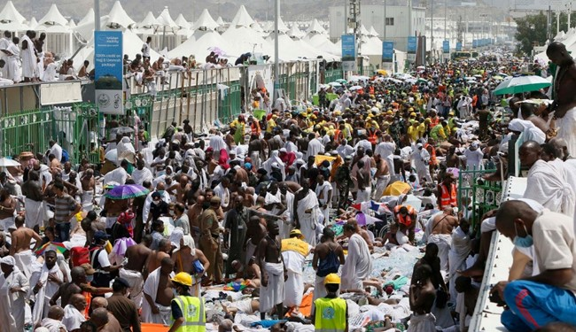 Iranian Hajj Official: 4,700 Died in Mina Stampede
