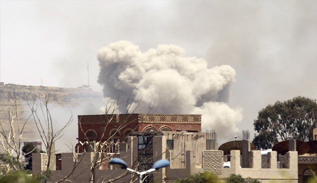 Saudi Warplanes Bomb Yemen despite UN Warning