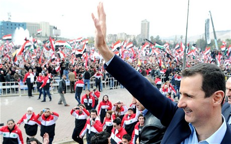 Asad: po porážce teroristů USA a Turecko buď odejdou ze Sýrie samy nebo je vyhostí násilím