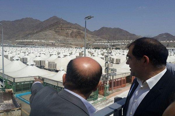 Iran, S. Arabia establish 10 search groups for Mina incident