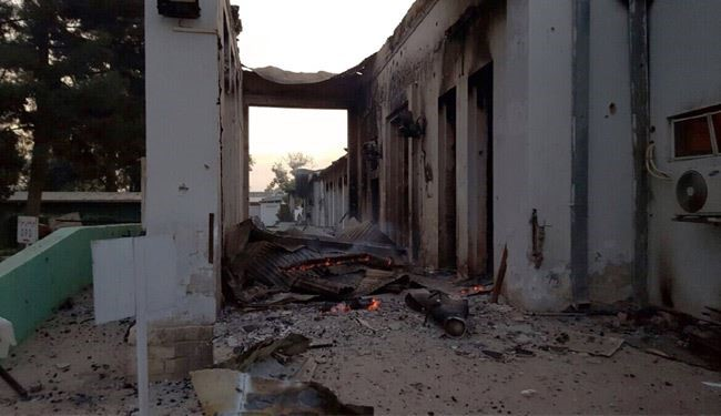 US Airstrike hit Kunduz MFS Hospital, 3 killed, 30 Missing