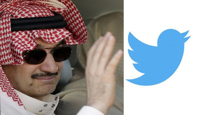 Why Saudi Tycoon Raises Stakes in Twitter?