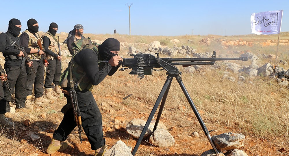 Saudi Increases Arms Supplies to 3 Syrian Terrorist Fronts