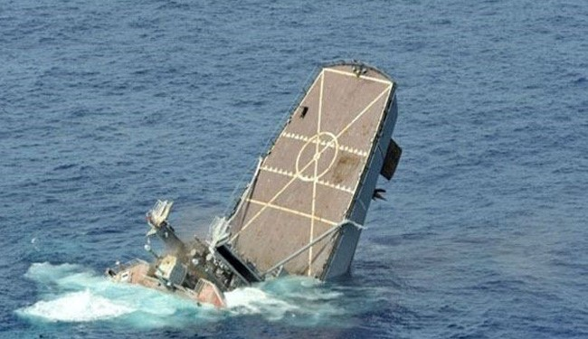 Yemeni Troops Drown Second Saudi Warship