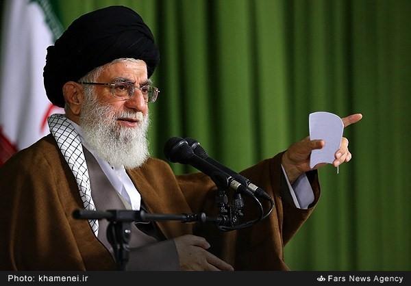 Leader Warns of Enemy's Soft War, Plot to Change Beliefs
