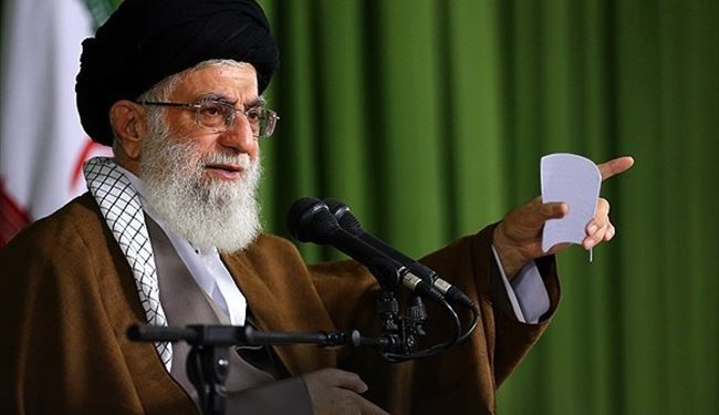 Leader Warns of Enemy's Soft War, Plot to Change Beliefs