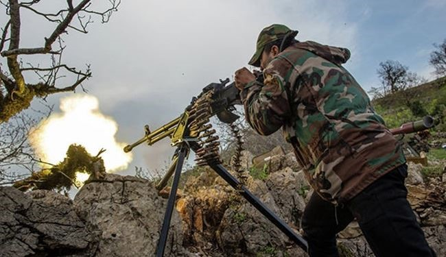 Syrian Army Regains Villages in Latakia with Russian Airstrikes' Help