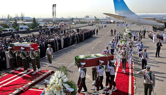 Fourth Flight Carrying 87 Bodies of Mina Victims Lands in Iran