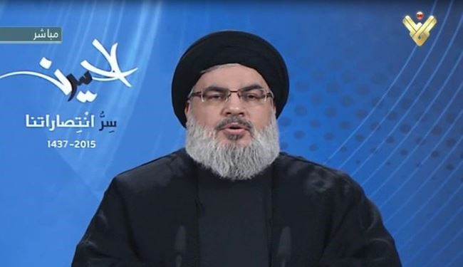 Nasrallah: Everyone in the Region Must Shoulder the Responsibility to Face Today's Soft War