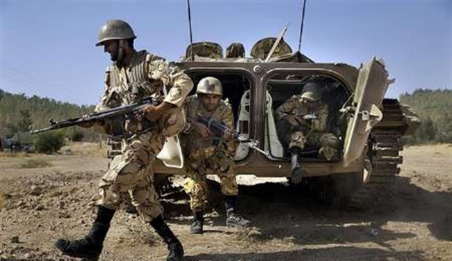 Iran's Army Starts Moharram Military Maneuver