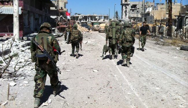 Syrian Army Gains More Victories against Terrorists in Aleppo