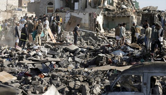 Yemen Crisis: More Than 5500 Civilians Have Been Killed