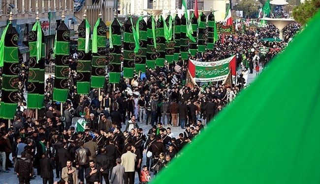 Millions of Iranian People Commemorate Ashura Nationwide