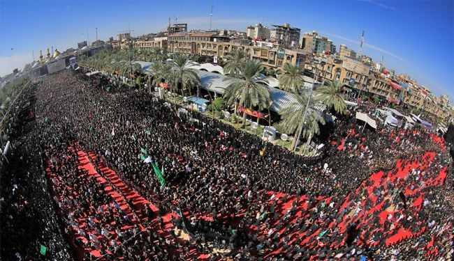 Millions Gather in Iraq's Karbala to Mourn Ashura
