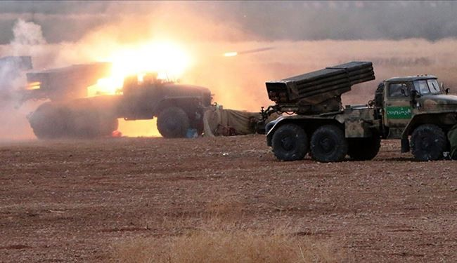 Key Heights near Turkish Border under Syrian Army Control