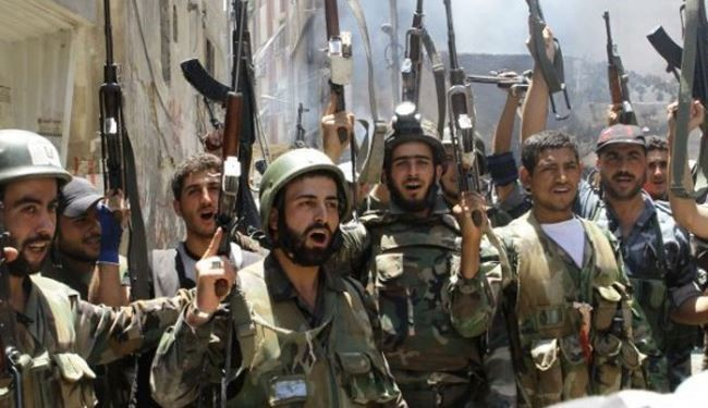 The Syrian Army Advancing in Aleppo's Countryside