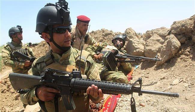 Iraqi Army Forces Retake Western Part of Albu Hayat in Anbar