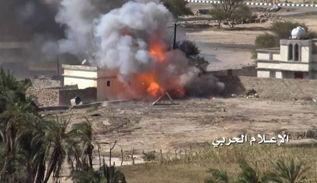 Yemeni Allied Forces Attack Saudi Forces inside Asir Province