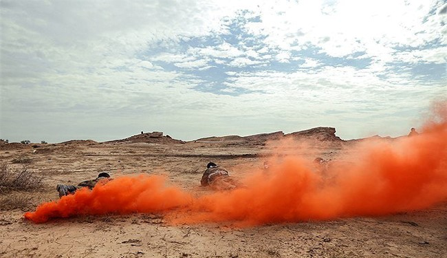 By Photo: Iran Basij Military Forces Massive Drills in Western, Northern Iran
