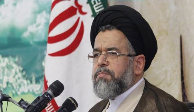 Intelligence Minister: Iran Arrests Terrorists in Several Provinces