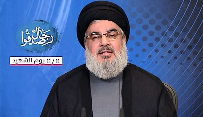 Hezbollah Stands on the Right Side of History: Seyyed Hassan Nasrallah