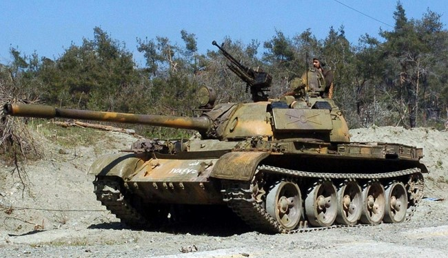 Syrian Army Retakes Strategic Hills in Lattakia