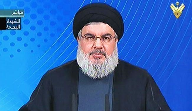 Sayyed Hasan Nasrallah Strongly Condemns ISIL Terrorist Attacks in Paris