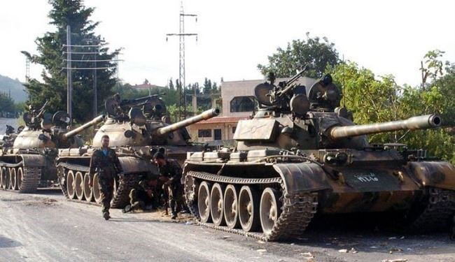 Syrian Army Retakes More Areas in Lattakia