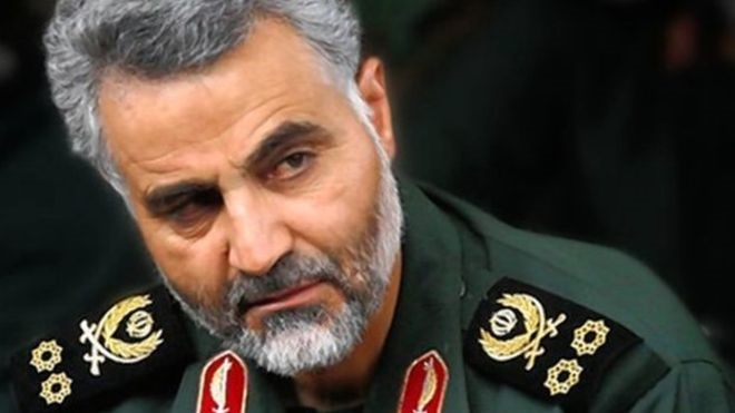 Martyrdom in Mina, an Honorable End for Roknabadi: Major General Soleimani