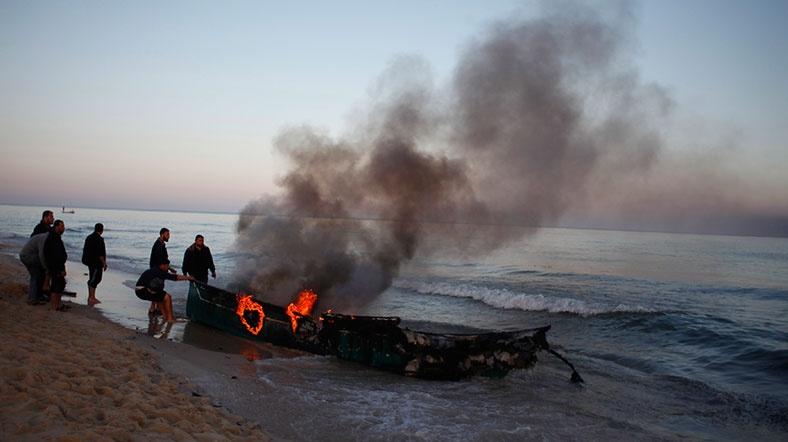 gaza-fishermen