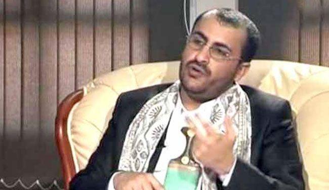 الناطق الرسمي باسم حركة انصار الله محمد عبدالسلام