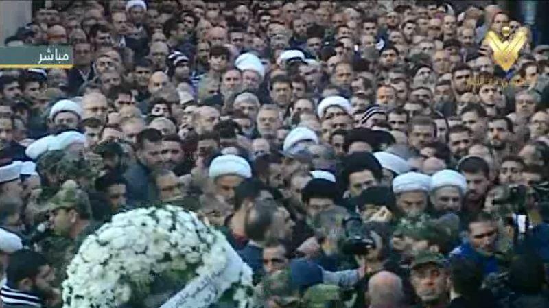 Kuntar Funeral