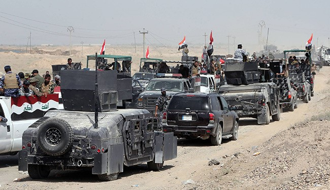 Iraqi Army Close to Completely Liberating Western Ramadi from Daesh