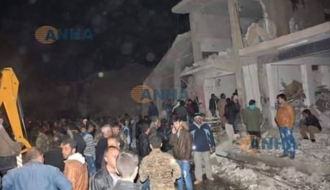Death Toll of 3 Bomb Blasts in Hasakah's Tal Tamr Reach 50 – 60 People