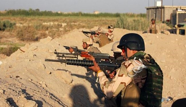 Iraqi Army Troops Impose Heavy Losses to ISIS Terrorists in Qayyara