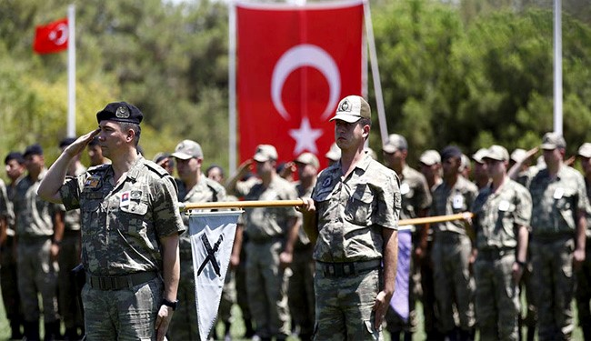 Turkey to Station 3000 Ground Troops in Qatar: Officials
