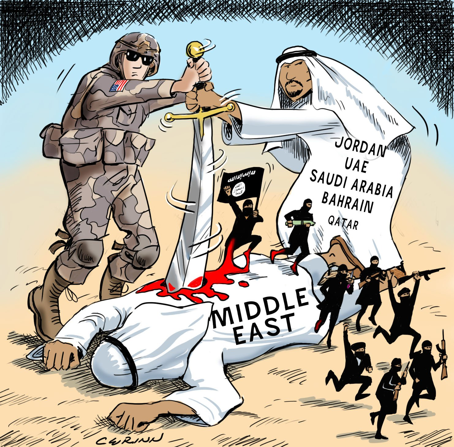 saudi-daesh-isil-cartoon-3