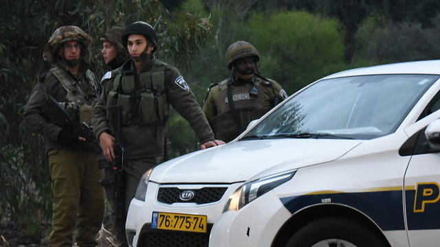 Zionists-on-border