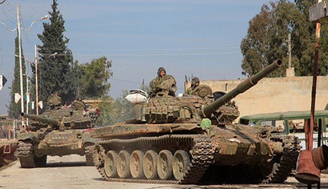 VIDEO: Syria Army Gains Control of Areas in Northern Latakia