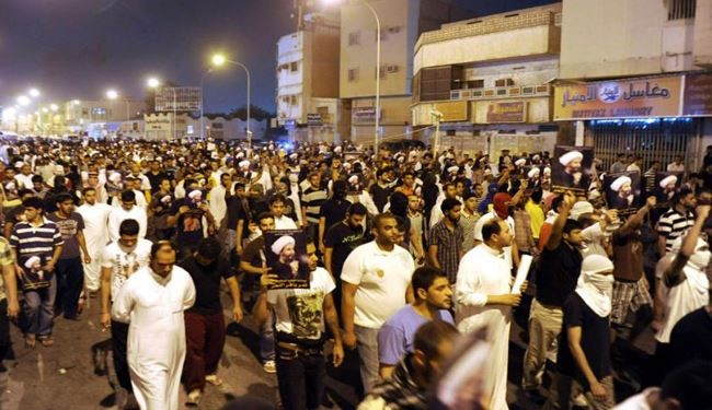 VIDEO: Massive Rallies in Saudi Arabia, Bahrain in Condemnation of Sheikh Nimr Execution