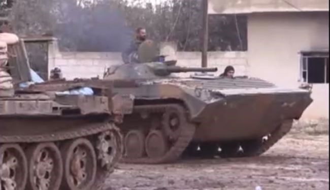 VIDEO: Syrian Army Kills Scores of Terrorists in Different Areas