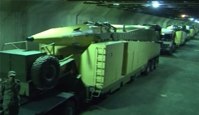 "VIDEO: IRGC Aerospace Force Unveiled 2nd ""Underground Missile City"""