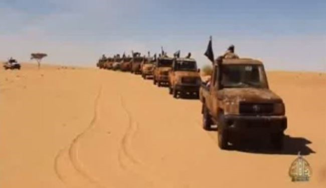 "VIDEO: ""From the Depths of the Sahara"", Al Qaeda Tries to Recapture Mali"